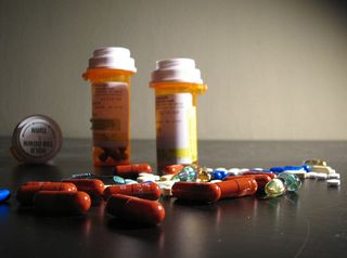 Assorted pharmaceuticals by LadyofProcrastination